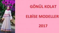 Gönül Kolat Elbise Modelleri 2017