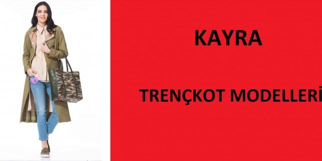 Kayra Trençkot Modelleri
