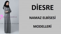 Diesre Namaz Elbisesi Modelleri