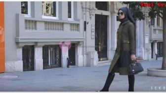 Tekbir Dış Giyim Modelleri 2017-Tesettür Pardesü Kaban