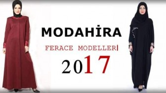 Modahira Ferace Modelleri 2017