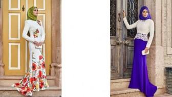 Alvina Tesettür Abiye Modelleri 2017