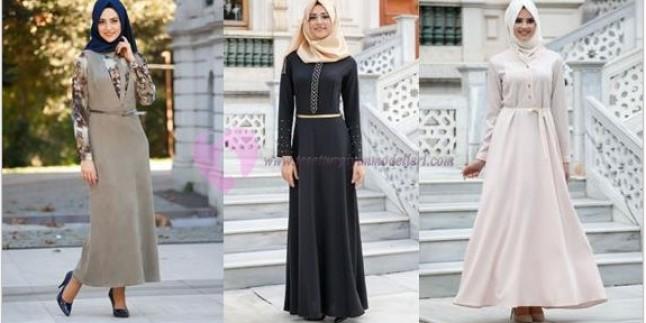 Tesettür Günlük Giyim Modelleri 2017