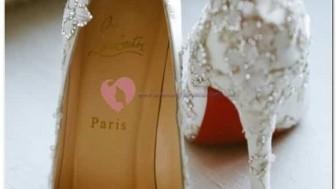 Tesettür Gelin Ayakkabısı Modelleri