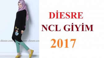 Diesre Ncl Giyim Modelleri 2017