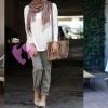 Kısa Boylu Tesettürlü Bayanlara Giyim Önerileri