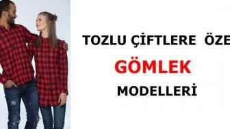 Tozlu Çiftlere Özel Gömlek Modelleri