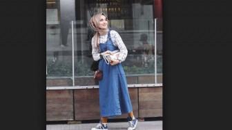 Sefamerve Salopet Tesettür Giyim Modelleri