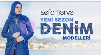 Sefamerve Kot Elbise Modelleri 2018