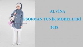 Alvina Eşofman Tunik Modelleri 2018