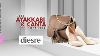 Diesre Ayakkabı Çanta Modelleri 2018