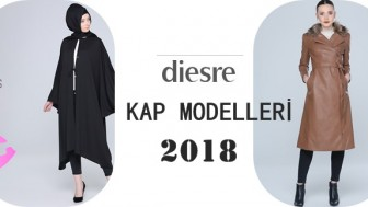 Diesre Kap Modelleri 2018