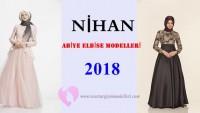 Nihan Abiye Elbise Modelleri 2018