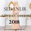 Sedanur Abiye Modelleri 2018