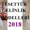 Tesettür Gelinlik Modelleri 2018