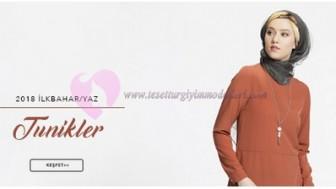 Tuğba Tunik Modelleri 2018