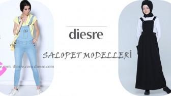 Diesre Salopet Giyim Modelleri