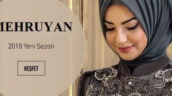 Mehruyan Elbise Modelleri 2018