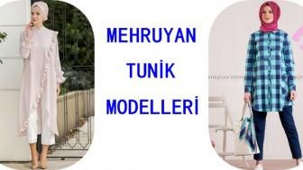 Mehruyan Tunik Modelleri 2018