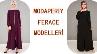 Modaperiy Ferace Modelleri 2018