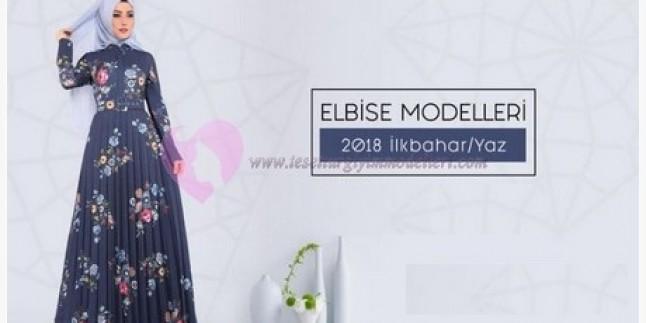 Modaselvim Çiçekli Elbise Modelleri