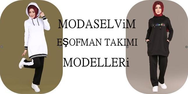 Modaselvim Eşofman Takımı Modelleri 2018