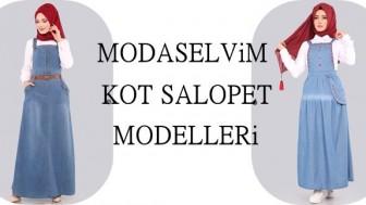 Modaselvim Kot Salopet Giyim Modelleri