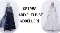 Setrms Abiye Modelleri 2018