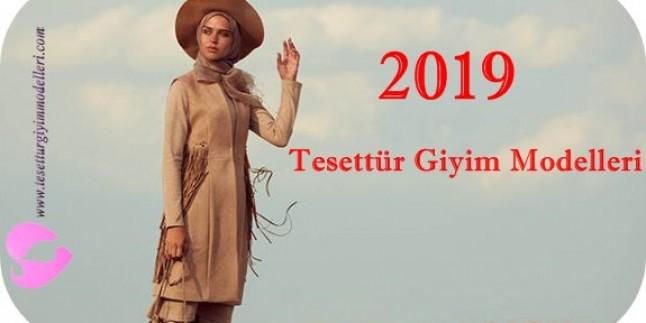 2018-2019 Yılı Geçişinde Tesettür Giyim