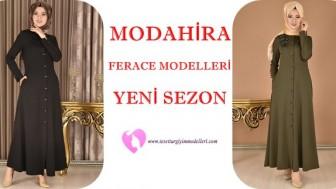Modahira Ferace Modelleri 2018