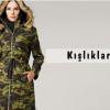 Diesre Kışlık Tesettür Giyim Modelleri