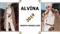 Alvina Manto Modelleri 2019