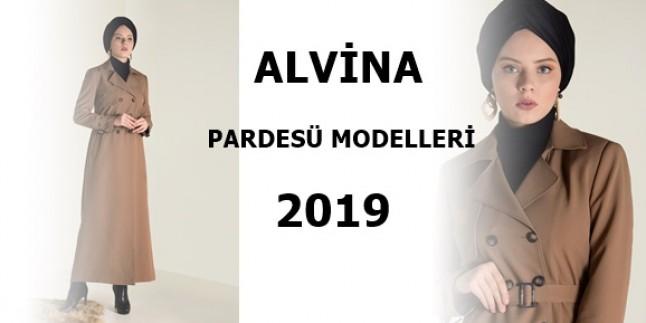 Alvina Pardesü Modelleri 2019