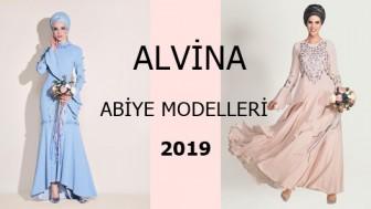 Alvina Abiye Modelleri 2019