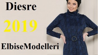 Diesre Elbise Modelleri 2019