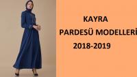 Kayra Pardesü Modelleri 2018