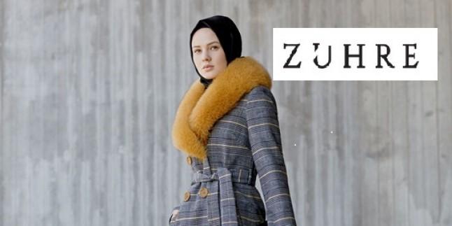 Zühre Kışlık Giyim Modelleri 2019