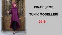 Pınar Şems Tunik Modelleri 2019