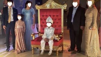 Kapalı Sünnet Annesi Kıyafetleri