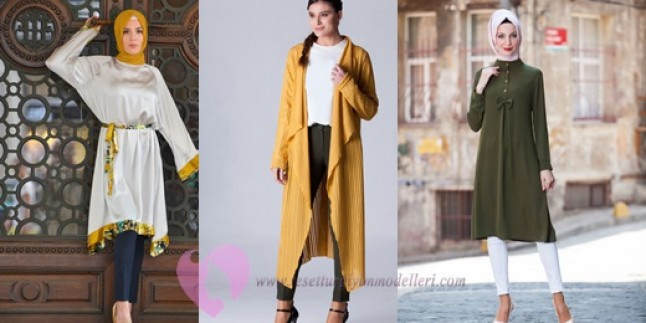 2019 Tekbir Tunik Modelleri