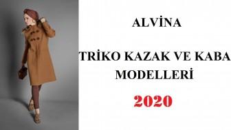 Alvina Triko Kazak ve Kaban Modelleri 2020