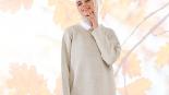 Tesettür Triko Tunik Takım Modelleri