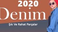 Tesettür Kot Ceket Modelleri 2020