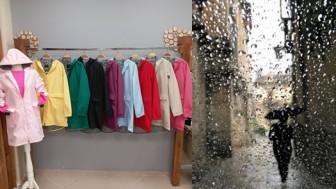 Tesettür Yağmurluk Modelleri 2020