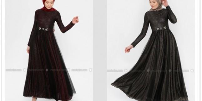 Modanisa Puane Abiye Elbise Modelleri
