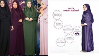 Namaz Elbise Modelleri 2020