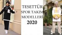 Tesettür Spor Takım Modelleri 2020