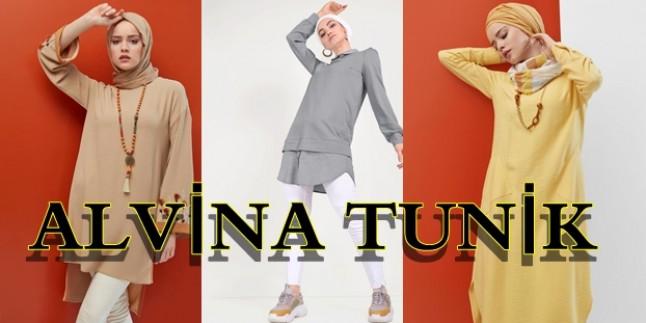 Alvina Yazlık Tunik Modelleri 2020