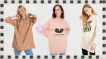 LCW Tesettür Sweatshirt Modelleri 2021