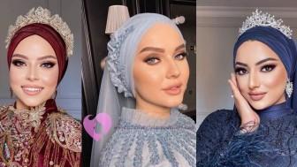 Tesettür Kına Makyajı Modelleri 2021